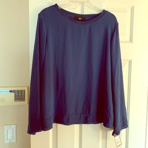 Teal Mossimo Pullover Top size XL